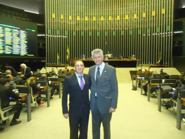 Vereadores trazem de Brasília, recursos financeiros e protocolam Emendas