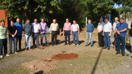 Pré-Candidato a Governador do Estado fez visita a Bom Retiro do Sul