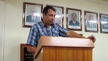 Vereadores solicitaram melhorias em diversos pontos na cidade