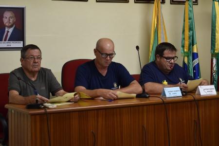 Apreciadas sete matérias na Câmara de Vereadores de Bom Retiro do Sul