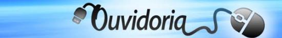 Logotipo do serviço: Ouvidoria On-line